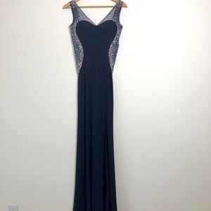 Glow Prom Dress / Evening Gown
